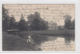 Chateau De Voordt. - Borgloon