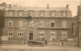 Belgique - Yvoir - Grand Hôtel D'Yvoir - '' BIERES EXPORT VANDENHEUVEL '' - Yvoir