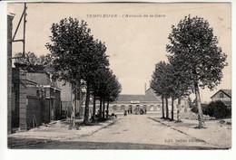 Templeuve Avenue De La Gare - Altri Comuni