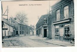 Templeuve La Rue De Roubaix - Altri Comuni