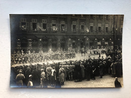 Foto Ak Victory Parade Defilee Photograph Keidel Metz - Guerre 1914-18