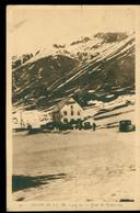 CPA ALLOS - Jour De Concours - Circulée 1932 - Timbre Au Dos Contre La Tuberculose - Otros Municipios