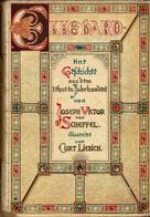 Ekkehard - Eine Geschichte Aus Den Zehnten Jahrhundert - Livres Anciens
