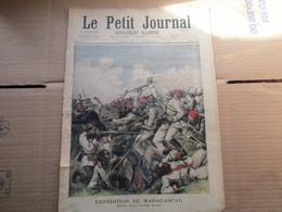 Le Petit Journal / N° 237 - 2 Juin 1895 / Expédition à Madagascar - Magazines - Before 1900