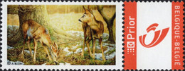 Buzin Hertjes  SPAB+Attenhovense PZK Duostamps Mystamps - Personalisierte Briefmarken