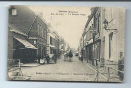 Comines Feldpost  Rue Du Fort -La Douane Belge - Komen-Waasten