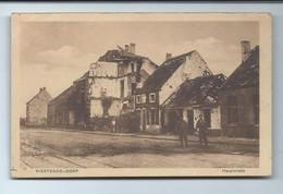 Westende  Feldpost  Hauptstrasse - Westende