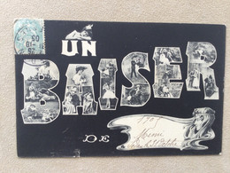 Un Baiser De SEDAN– Ardennes-1905 - Sedan
