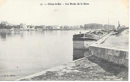 A/60        94       Les Bords De Seine   Choisy Le Roi      Le Port - Choisy Le Roi