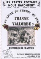 Ligne Frasne-Vallorbe - Histoires De Chantiers - Année 1911 - Structures