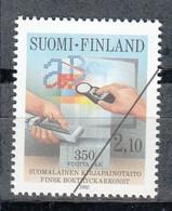 FINLANDIA 1992 - 350 ANIVERSARIO DE LA IMPRENTA - YVERT Nº 1160** - SPECIMEN - Nuevos