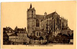 3- Le Mans - La Cathédrale Saint-Julien - Le Mans