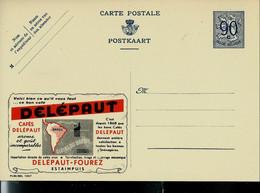 Publibel Neuve N° 1057 ( Cafés - Koffie  : DELEPAUT - Estampuis) - Publibels