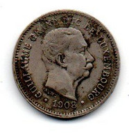 Luxembourg 5 Centimes 1908 - TB+ - Luxembourg