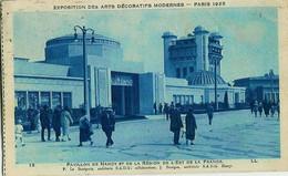 13. Exposition Des Arts Decoratifs Modernes De Paris 1925 - Pavillon De Nancy Et De La Région De L'Est De La France - Tentoonstellingen