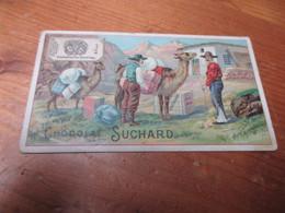 Chromo, Chocolat Suchard - Suchard