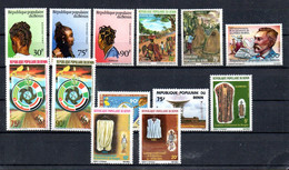 R-22 Bénin N° 581 à 593  **. A Saisir !!! - Benin – Dahomey (1960-...)