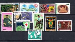 R-22 Bénin N° 594 à 604  **. A Saisir !!! - Benin – Dahomey (1960-...)