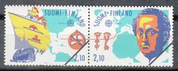 FINLANDIA 1992 - EUROPA CEPT - YVERT Nº 1141-1142** - SPECIMEN - Nuevos
