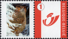 Buzin Zwaluw Duostamps Mystamps - Personalisierte Briefmarken