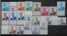 BELGIE   Samenstelling  (2)   'Koning Albert II'     Postfris **   Zie Foto   FAC  12,75 Euro / 509 Bfr. - Ohne Zuordnung