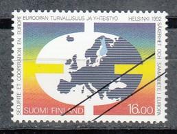 FINLANDIA 1992 - SEGURIDAD EUROPEA - YVERT Nº  1132** - SPECIMEN - Nuevos