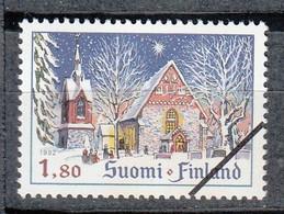FINLANDIA 1992 - NAVIDAD - NOEL - CHRISTMAS - YVERT Nº 1161** - SPECIMEN - Nuevos