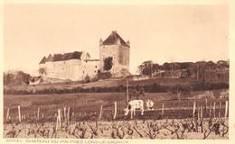 Château Du PIN Près Lons-le-Saunier - Vaches, Vigne - Sonstige Gemeinden