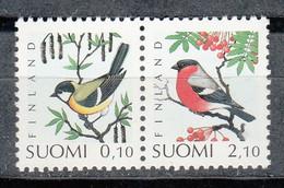 FINLANDIA 1992 - PAJAROS - YVERT Nº 1135 - 1137** - Nuevos