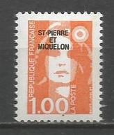 Timbre St Pierre Et Miquelon Neuf **  N 523 - Ungebraucht
