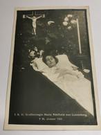 S. A. R. La Grand-Duchesse Marie-Adélaïde De Luxembourg - Altri