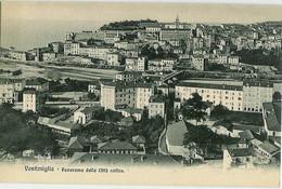 Ventimiglia Italia - Panorama Della Citta Antica - Vintimille Italie - Panorama De La Vieille Ville - Imperia