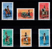 YV 3679 à 3684 N** Garde Imperiale Et Napoleon - Prix = Faciale - Nuevos