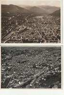 Neustadt, 2 AK, Luftbilder , Beide Franz. Beschrieben - Neustadt (Weinstr.)