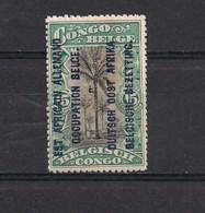 Ruanda Urundi  COB 28 MNH Type A - 1916-22: Mint/hinged