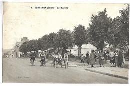 TORTERON - Le Marché - Ohne Zuordnung