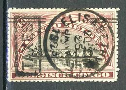 COB Tx58  Obl Elisabethville  (CB112) - Postage Due: Used Stamps
