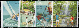 St Lucia 2004 Tourism Unmounted Mint. - St.Lucie (1979-...)