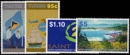 St Lucia 2004 Independence Anniversary Unmounted Mint. - St.Lucie (1979-...)
