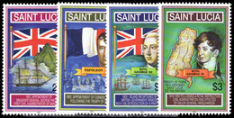 St Lucia 2001 Civil Administration Unmounted Mint. - St.Lucie (1979-...)