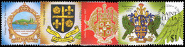 St Lucia 2000 Independence Anniversary Unmounted Mint. - St.Lucie (1979-...)