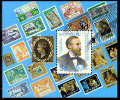 St Lucia 1999 UPU Souvenir Sheet Unmounted Mint. - St.Lucie (1979-...)