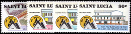 St Lucia 1988 Co-operative Bank Unmounted Mint. - St.Lucie (1979-...)