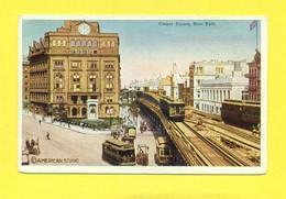 TRAM-NETROPOLITANE---MEZZI DI TRASPORTO-NEW YORK - Subway