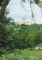 1 AK Tschechien * Die Zweitürmige Basilika Mariä Heimsuchung, Erbaut 1669–1679 Svatý Kopeček (deutsch Heiligenberg) - Czech Republic