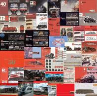 DVD-ROM DATA-BASE RIVAROSSI COLLECTION 1979 - 2021 E-BOOK - Duits