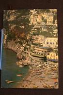 Z 95 - Positano - Scorsio Panoramico - Raccourci Panoramique - Pas Circulé - Altre Città