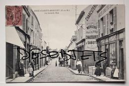 BRIE-COMTE-ROBERT (S.-et-M.). La Grande Rue - Brie Comte Robert