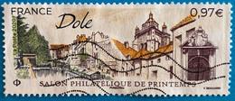 France 2020 : Dôle, Salon Philatélique De Printemps N° 5389 Oblitéré - Usati