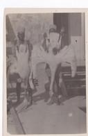Mauritanie,Port-Etienne Baie De L'Etoile,rarissime Photo D'une Capture De Pélican En Février 1942.Tirailleurs Sénégalais - Mauritania